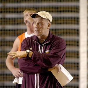 coach Don Meyer - Northern State University